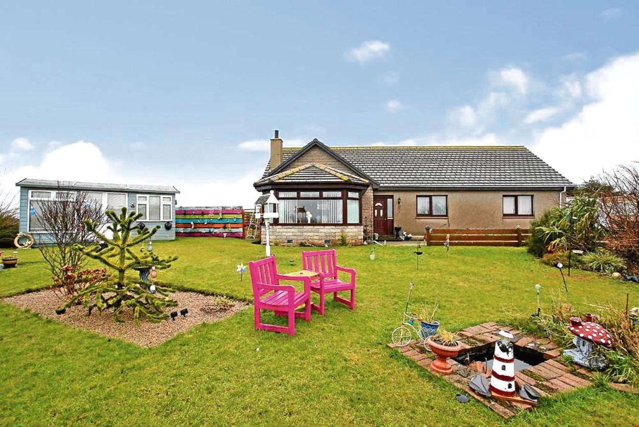 Essie View, St Fergus