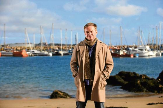 Jon S Baird in Peterhead.