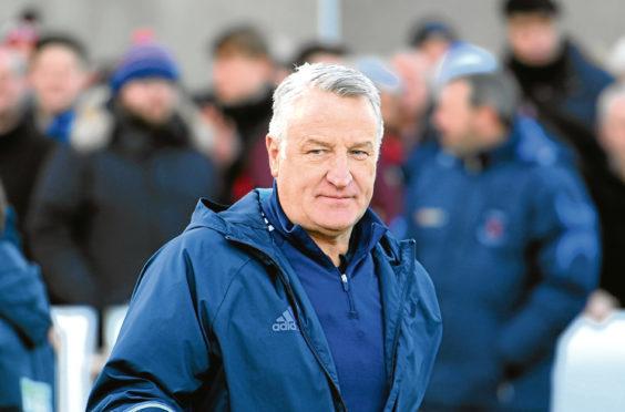 Cove manager John Sheran