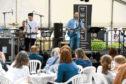 Musician's perform at last year's Taste of Grampian.