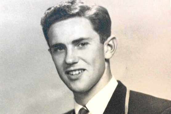 Iain Charles Stewart Michie