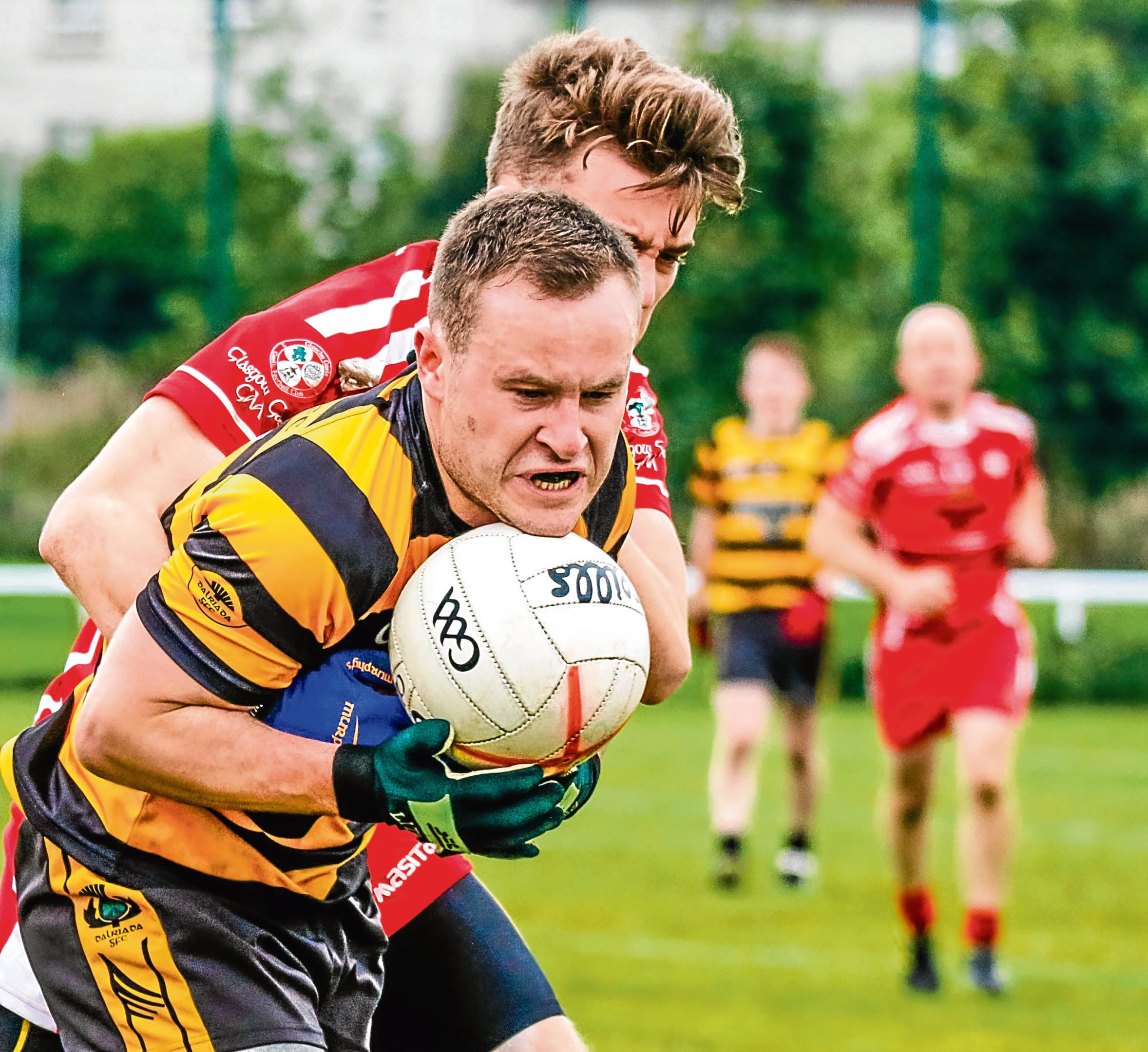 Aberdeen's Gaelic football side, Dalriada