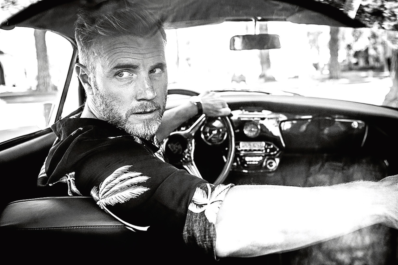 - Gary Barlow Handout for 2017 tour
