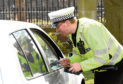 Police have launched a campaign to help drivers' spatial awareness.