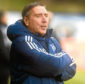 Peterhead's manager Jim McInally Pic by Chris Sumner