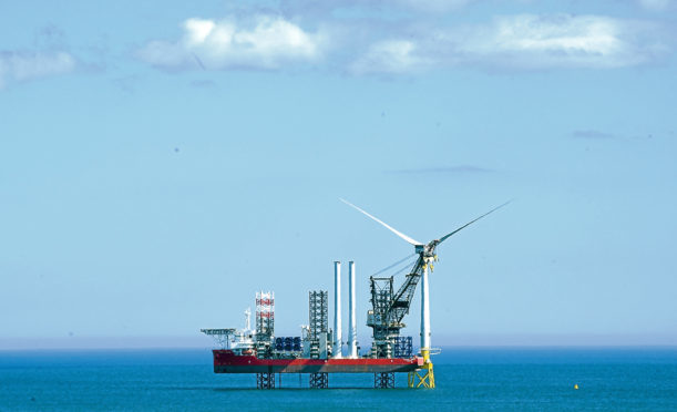 Vattenfalls European Offshore Wind Deployment Center