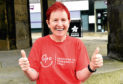 Marion will be taking part in the Kiltwalk as part of 70 challenges before 70.