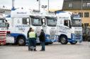 Colin Lawson Transport were fined £180,000.