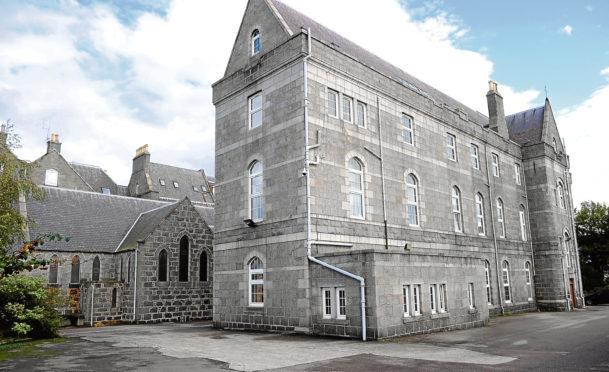 Nazareth House in Aberdeen.