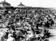 The golden sands of Aberdeen were packed in 1932, when Aberdeen ruled the holiday scene in Scotland.