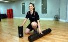Briony Stewart, Sport Aberdeen Health and Wellness Advisor.