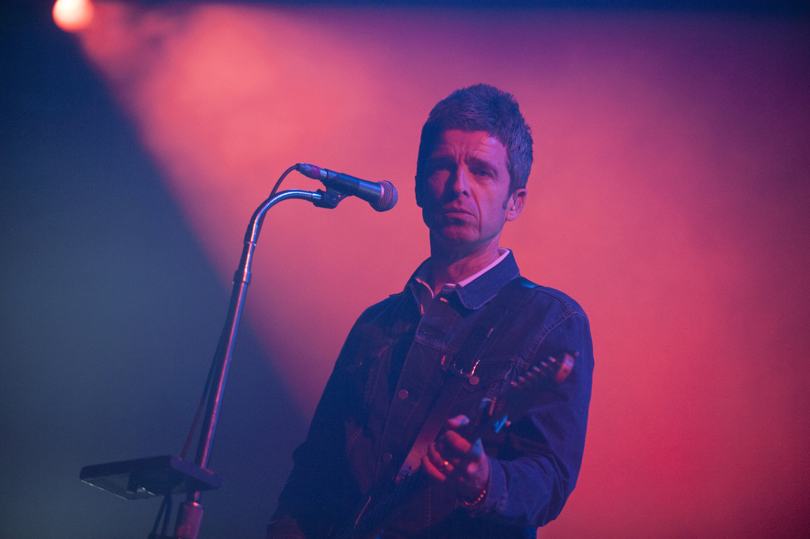 Noel Gallagher. Picture by Andy Thorn.