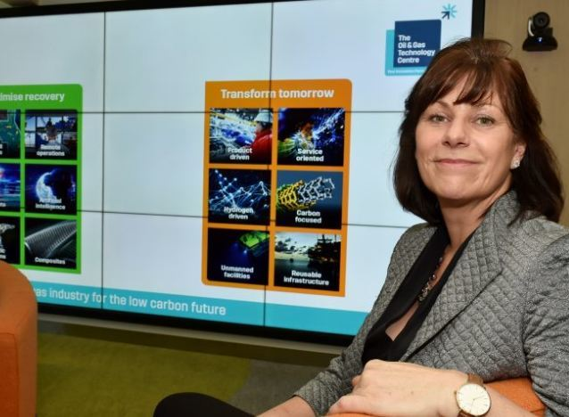 UK Energy and Clean Growth Minister Claire Perry.