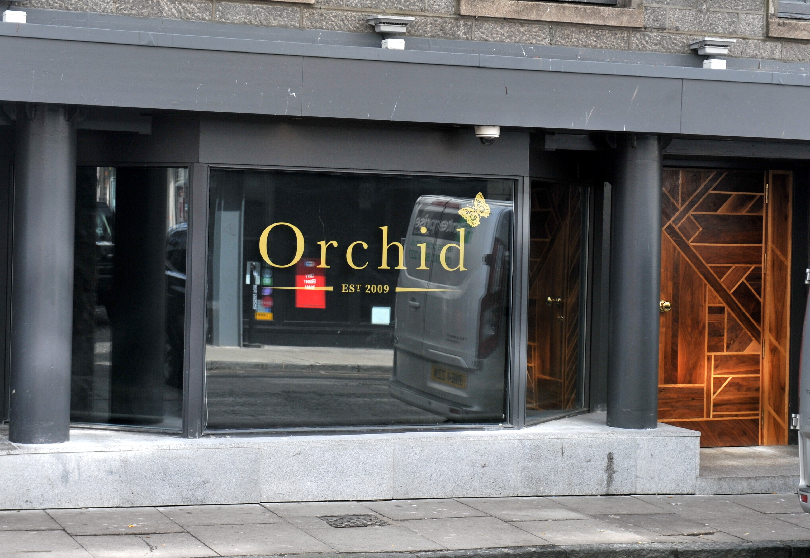 Orchid on Langstane Place, Aberdeen