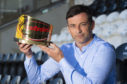 St Mirren manager Jack Ross is crowned Ladbrokes Championship Manager of the Year for 2017/2018