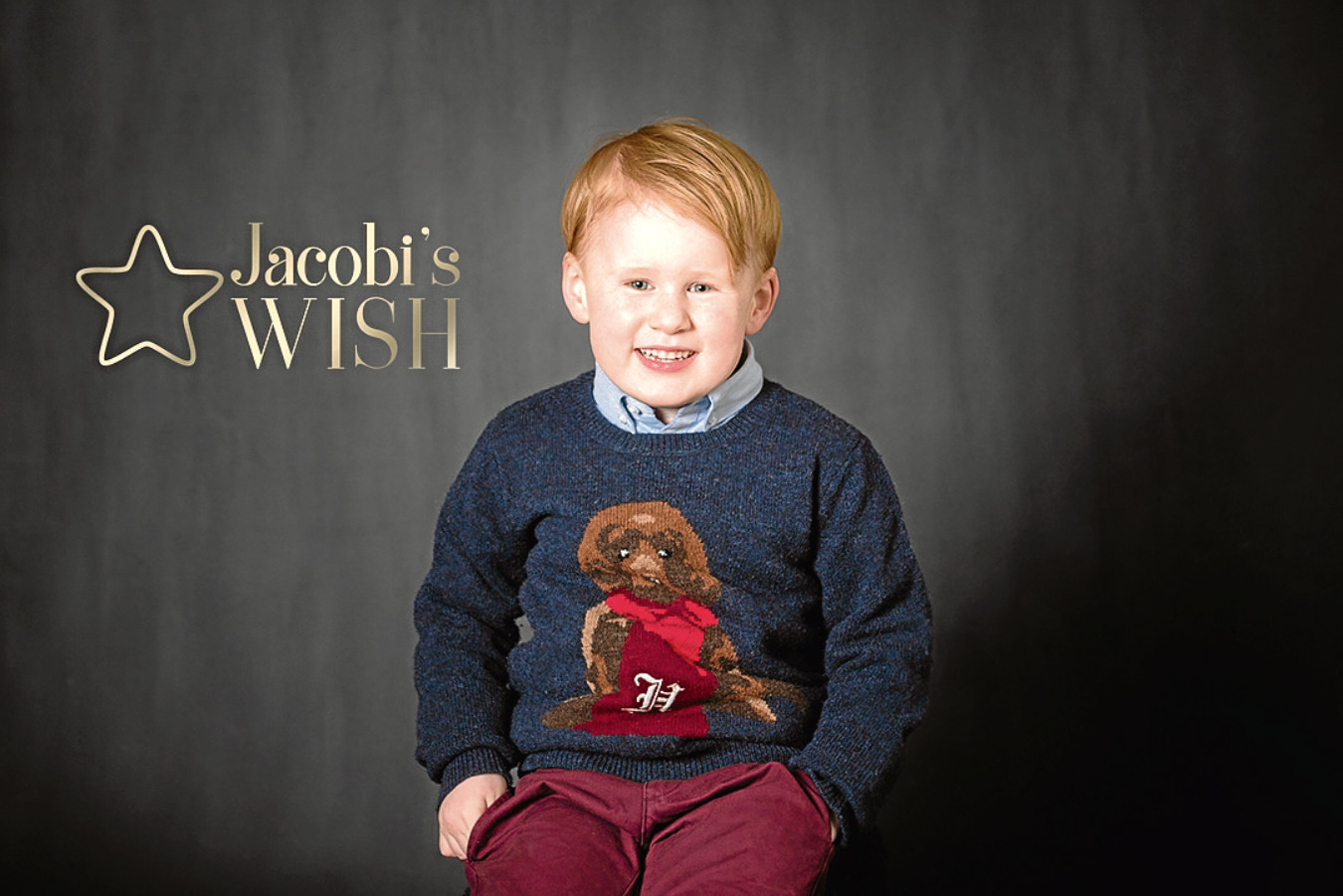 Jacobi Whyte, who has Duchenne Muscular Dystrophy (DMD)