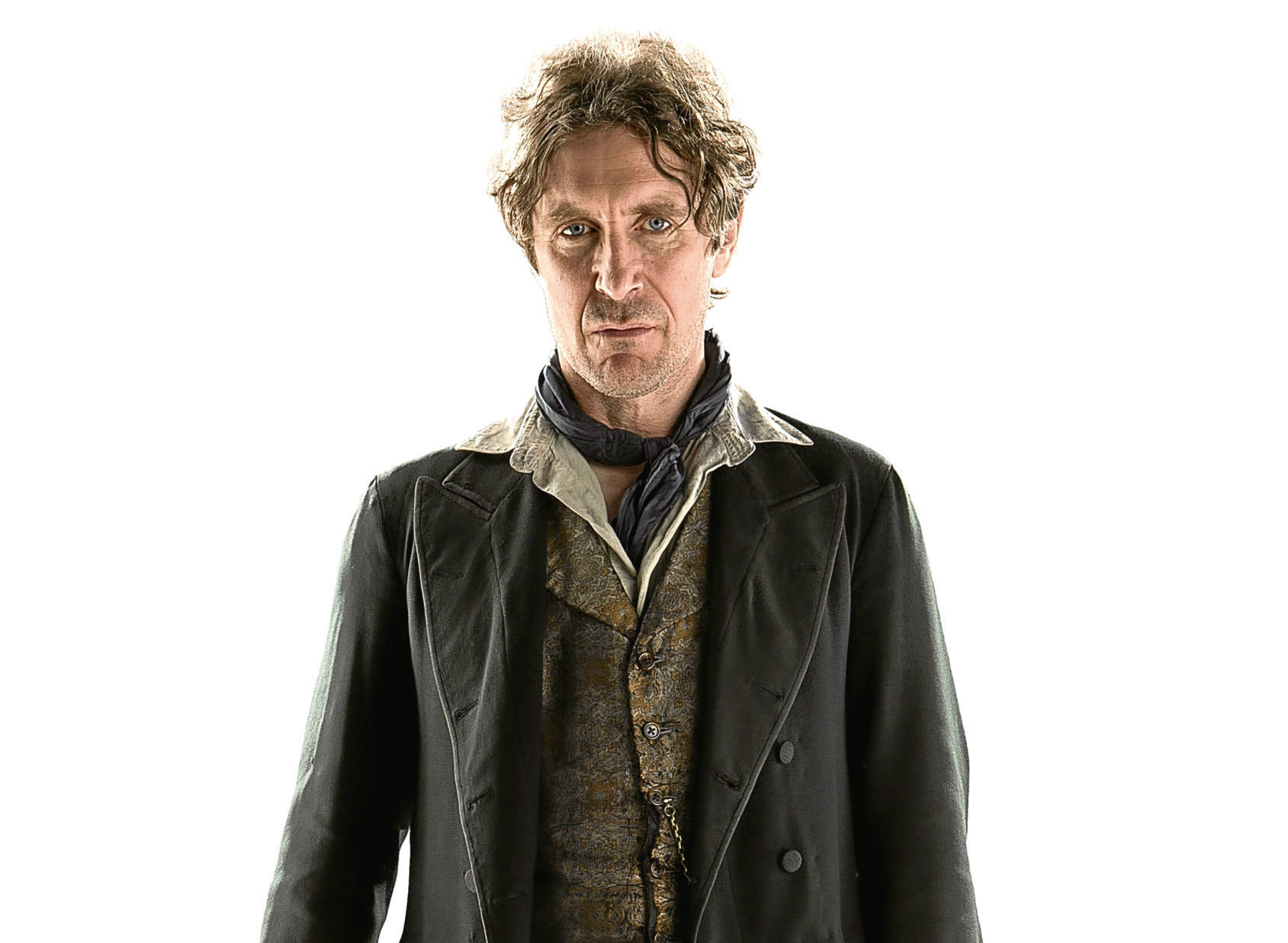 Former Doctor Paul McGann