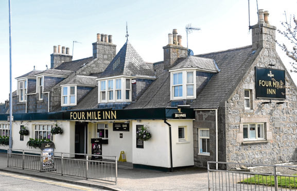 The Four Mile Inn