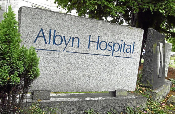 Dr Gururaj was working at Albyn Hospital at the time of the incidents