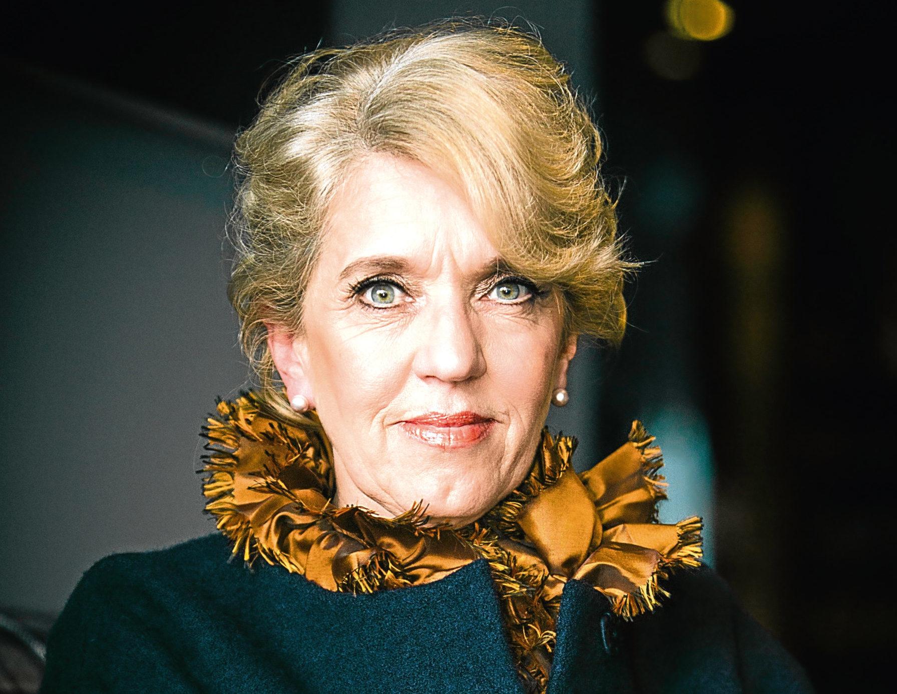 Jeanette Forbes, the proprietor of Grape and Grain