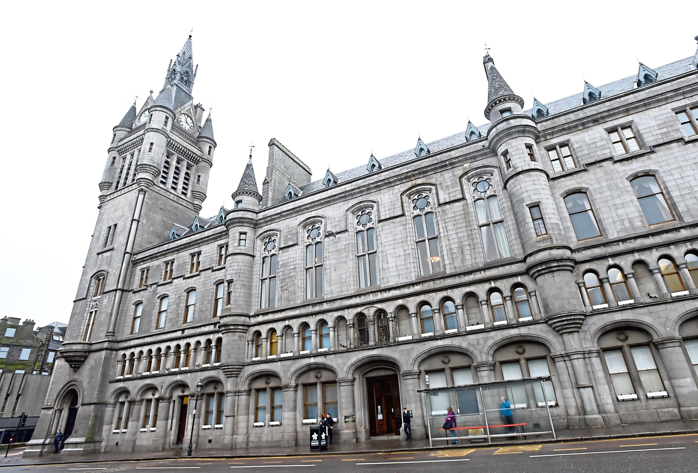 Aberdeen Town House.