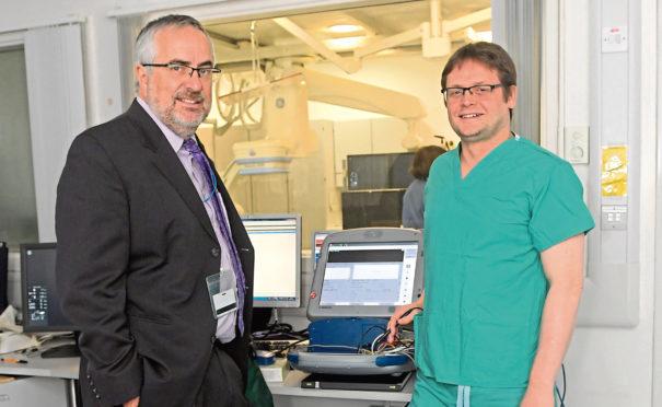 NHS Grampian Staff On Mercy Trip To Help Bolivian Heart