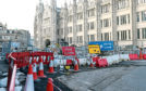 Broad Street will remain closed until July