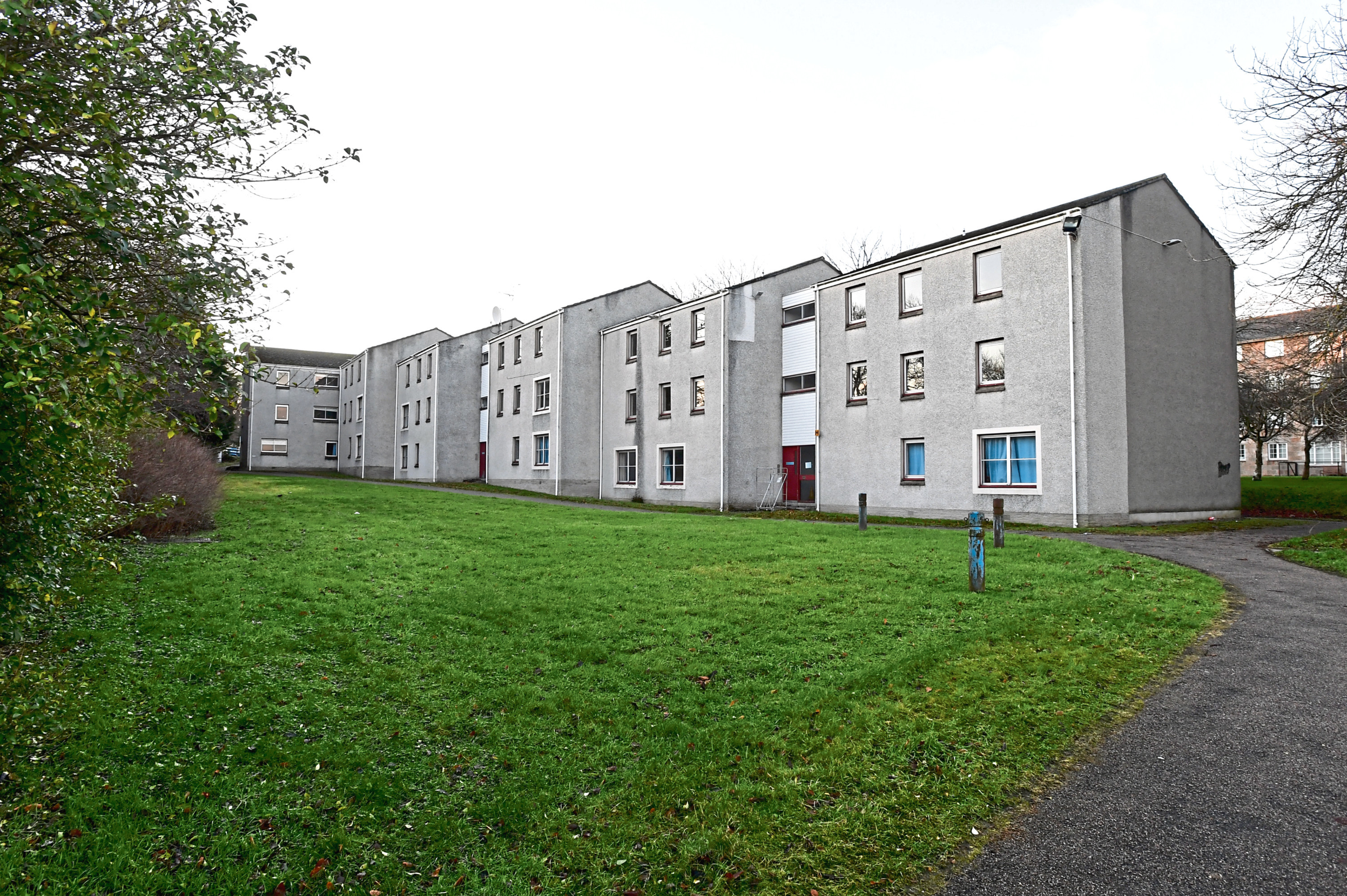 Foresterhill Court will be demolished to make way for the new accommodation
