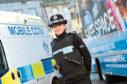 Lorna Ferguson, Aberdeen City Centre Inspector.