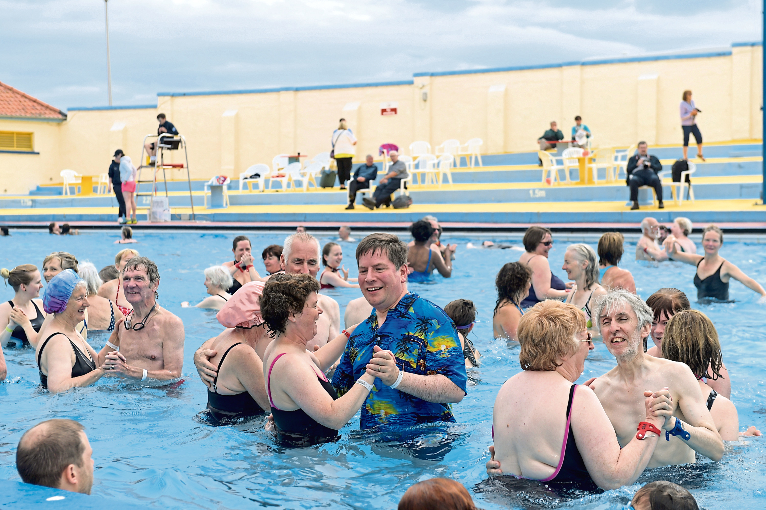 Stonehaven Folk Festival at the Stonehaven Open Air Pool