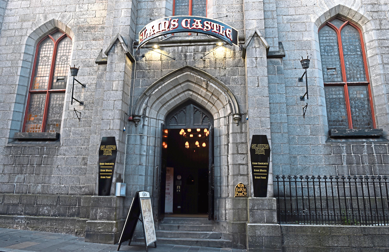 Slains Castle wants to stay open until 2am.