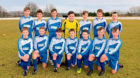Cove Youth U13s. Rear from left to right.  Calum Somers, Kasen Seed, Dylan Robb, Lloyd Sharp, Ben Brown, Mckenzie Gove, Liam Duthie.  Front left to right Ross Burns, Josh Robb, Charlie Rothnie, Danny Robertson, Anton Chauvin, Jamie Rennie, Ramsay Davidson.