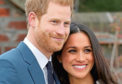 Prince Harry andMeghan Markle during an official photocall
