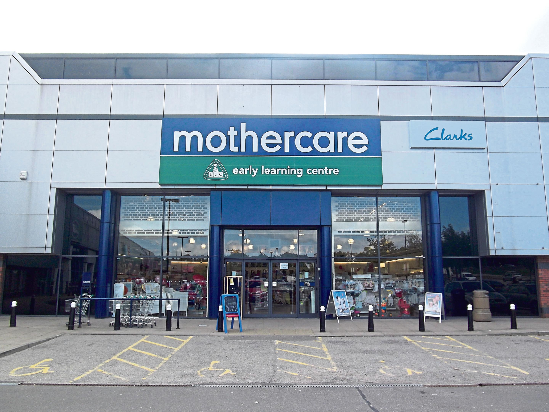 Mothercare in Aberdeen's Berryden