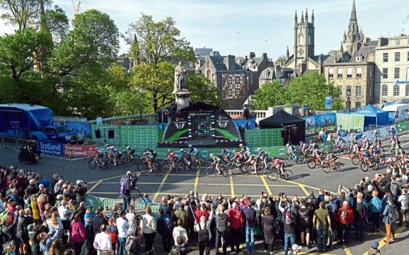 The Tour Series has captured the imagination of the City and Shire public over the last few years, and the region is scheduled to graduate to the Tour of Britain this year.