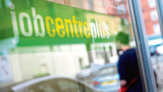 Fewer people are looking for work in the north-east than a year ago