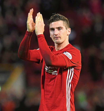 Kenny McLean who will be playing for Norwich City next season.