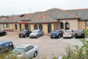 ST MODANS CARE HOME IN FRASERBURGH.(BUCHAN/BROWN)