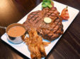 The 20z T-bone steak