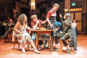 sunshine on Leith, Steven Miller, the guide, May 24