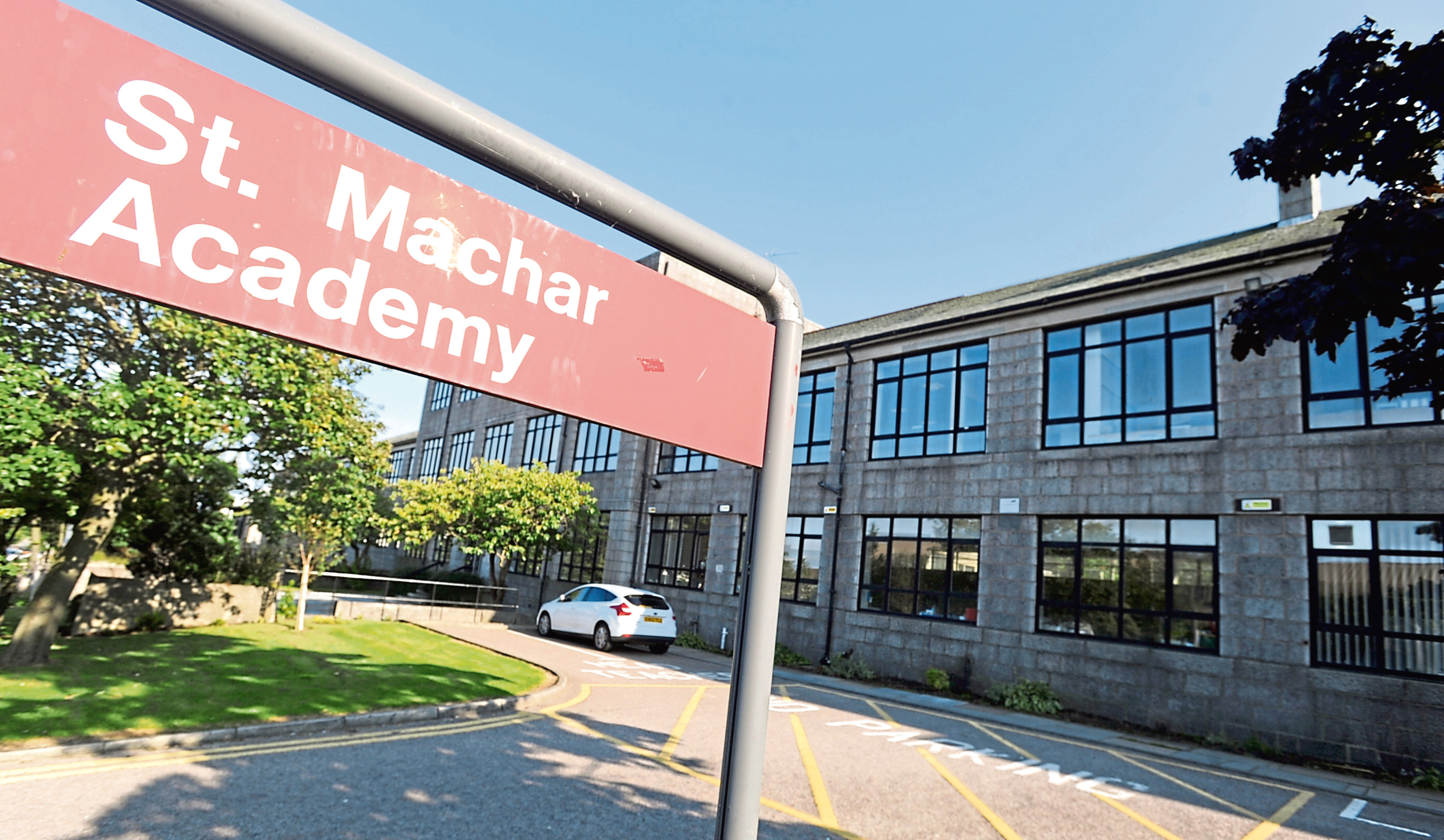St Machar Academy is one of the seven schools set to benefit.