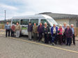 The Mearns Community Transport minibus is set to be replaced.