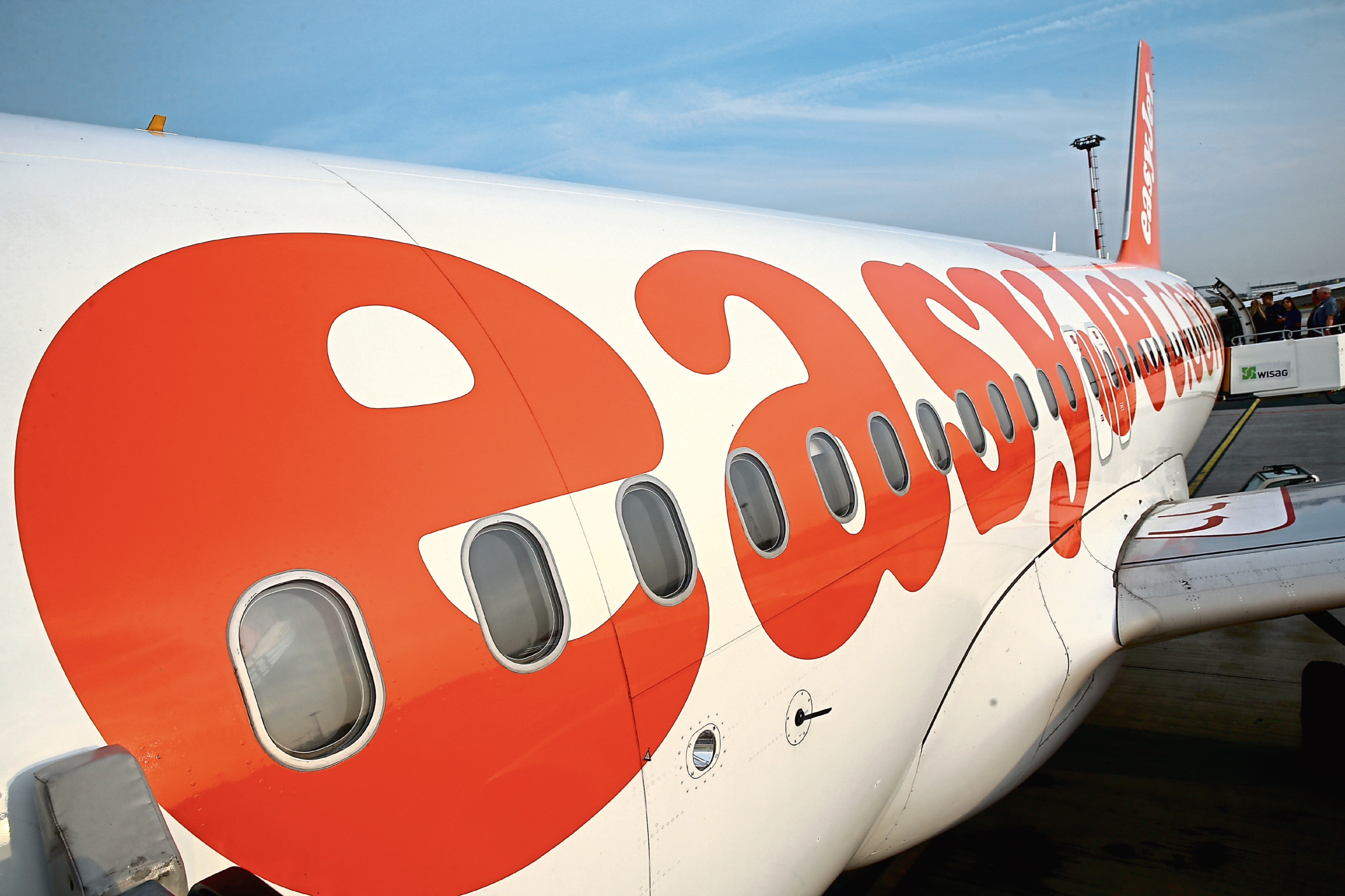 easyJet chiefs have apologised