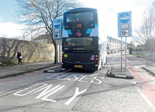 A bid to give residents access to Bedford Road bus gate has been dropped