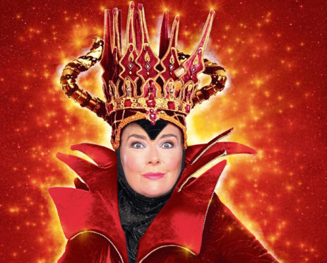 Juliet Cadzow will star in the panto at HMT