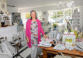 Sonya Angus in her shop.
