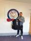 Photo of new Turriff United goalkeeper Fraser Hobday. Courtesy of Turriff United FC.