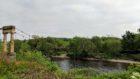 The River Dee near Cults.