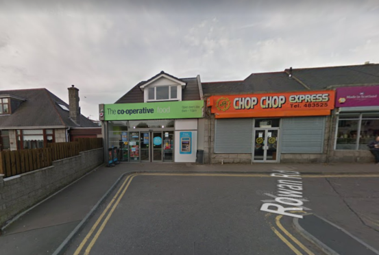The Co-op on Rosehill Drive