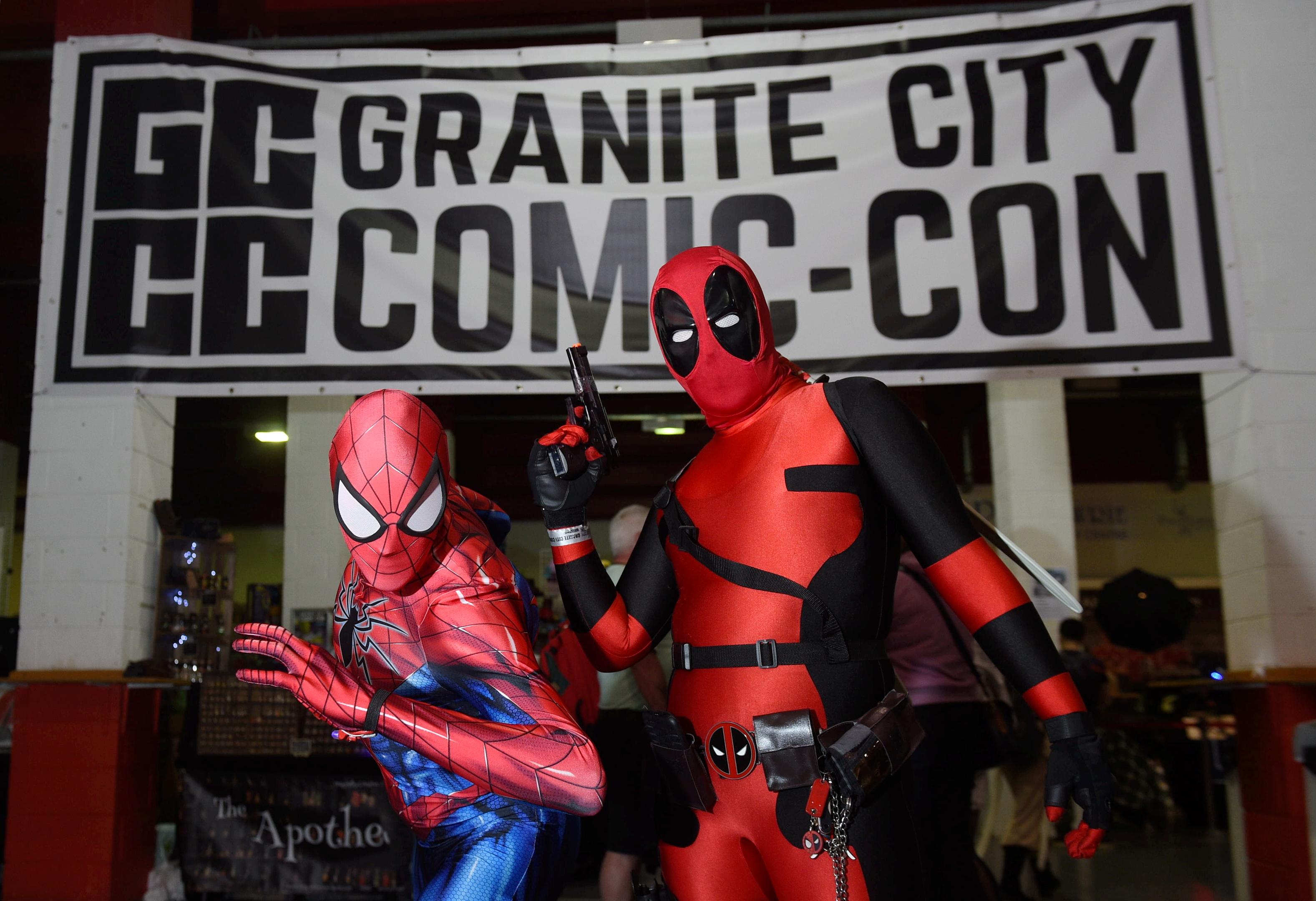 Granite City Comic Con